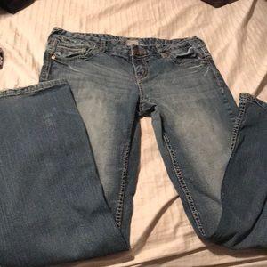 Women's Vanity jeans size 29W 31L